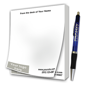 Free Notepad Promotion
